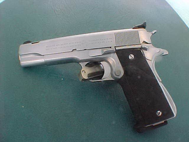 Did they ever come nickel plated - 1911Forum